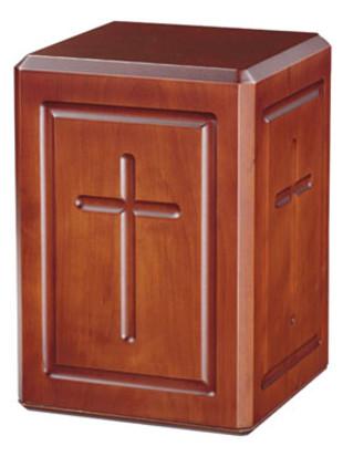Urn Box with Cross
